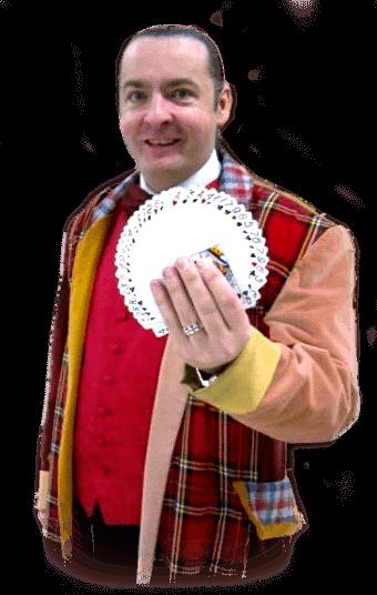 Michael Diamond Magician